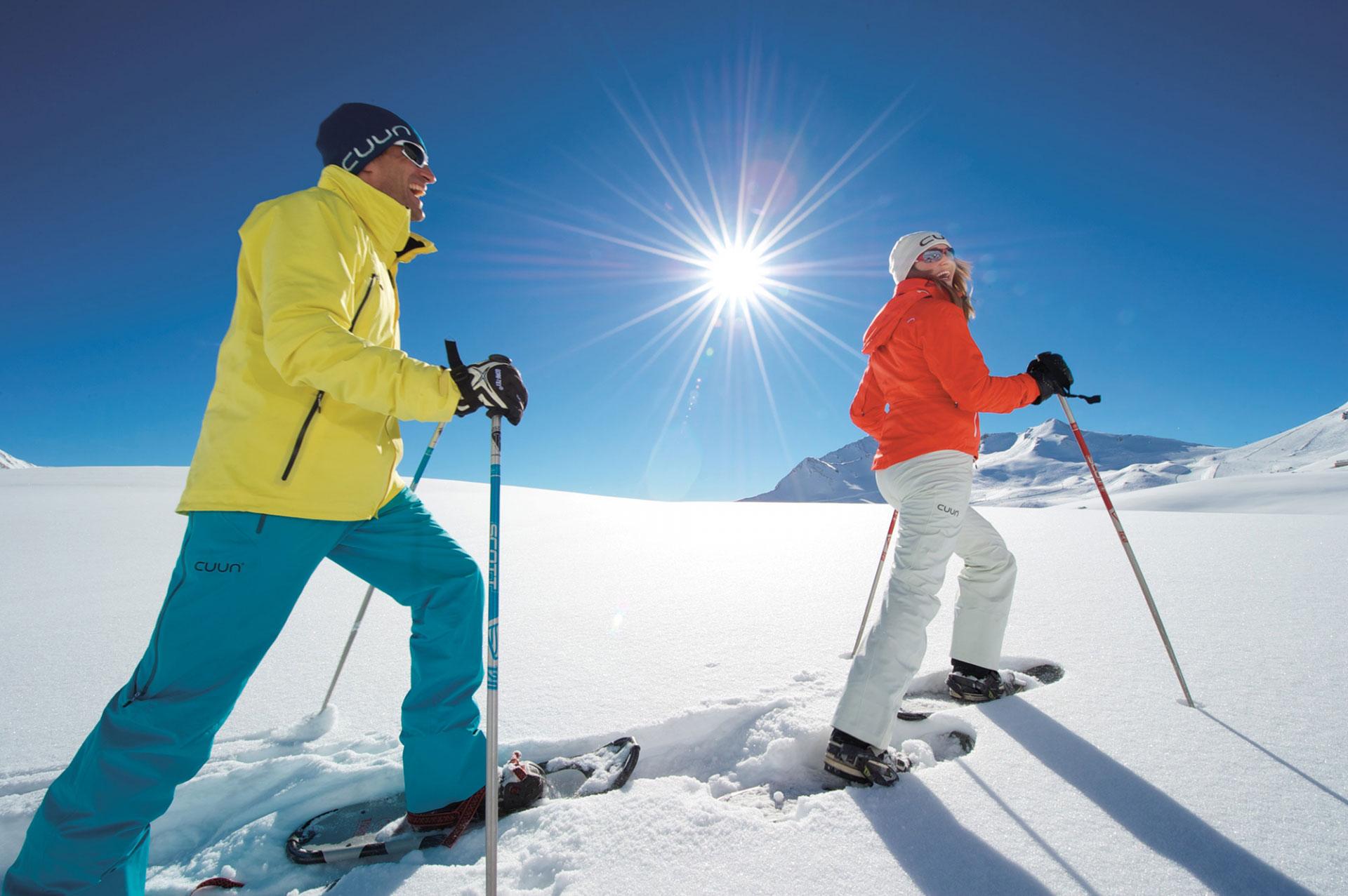 Bildergebnis für schneeschuhwandern